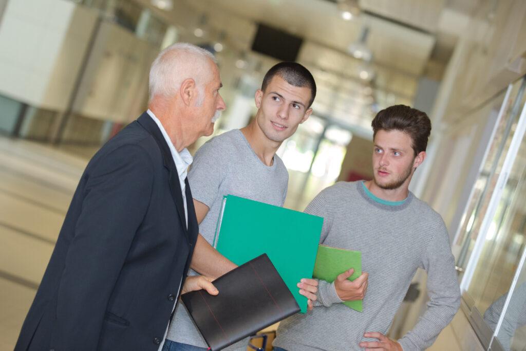 Bachelor- und Masterarbeit